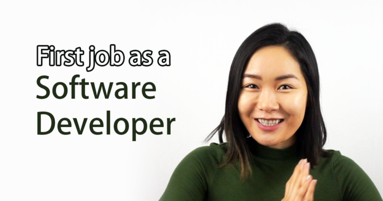Getting your first job as a software developer. Most asked questions.