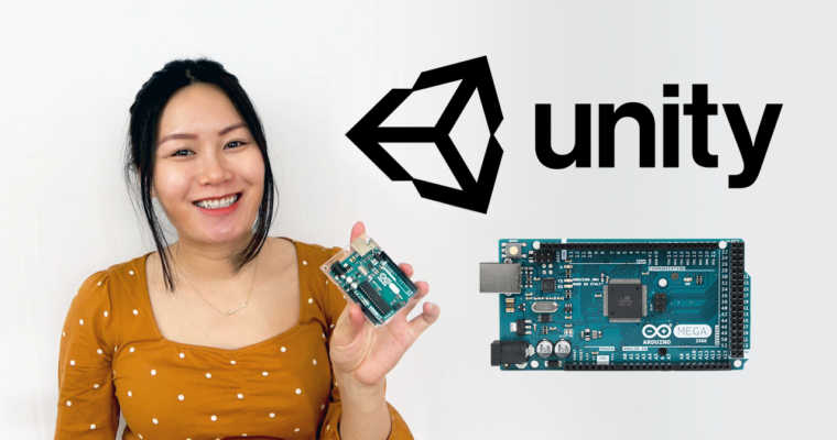 How to integrate Arduino with Unity – hardware work with software